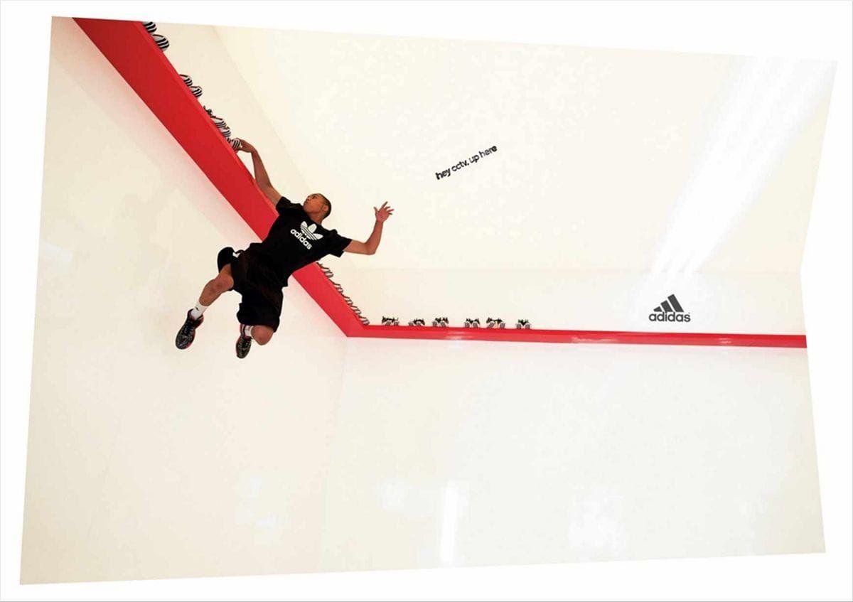 Adidas Hey Cctv Up Here Adruby Com