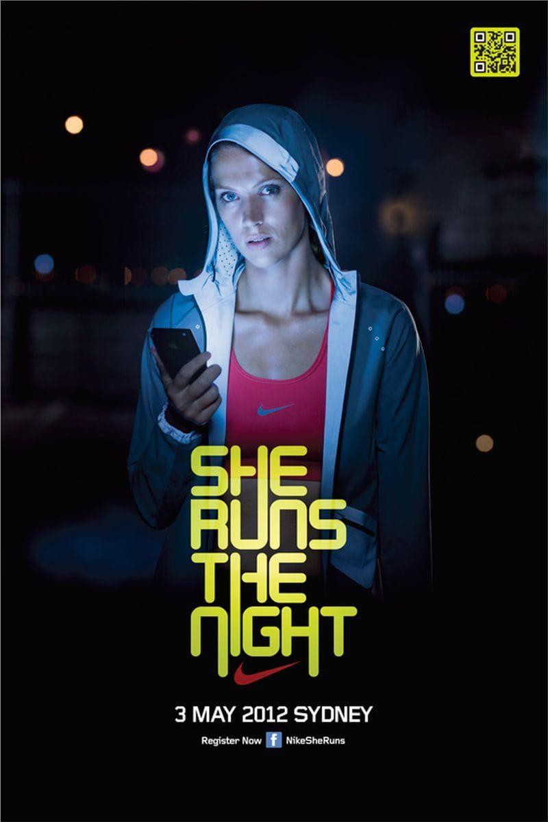 Nike run ad