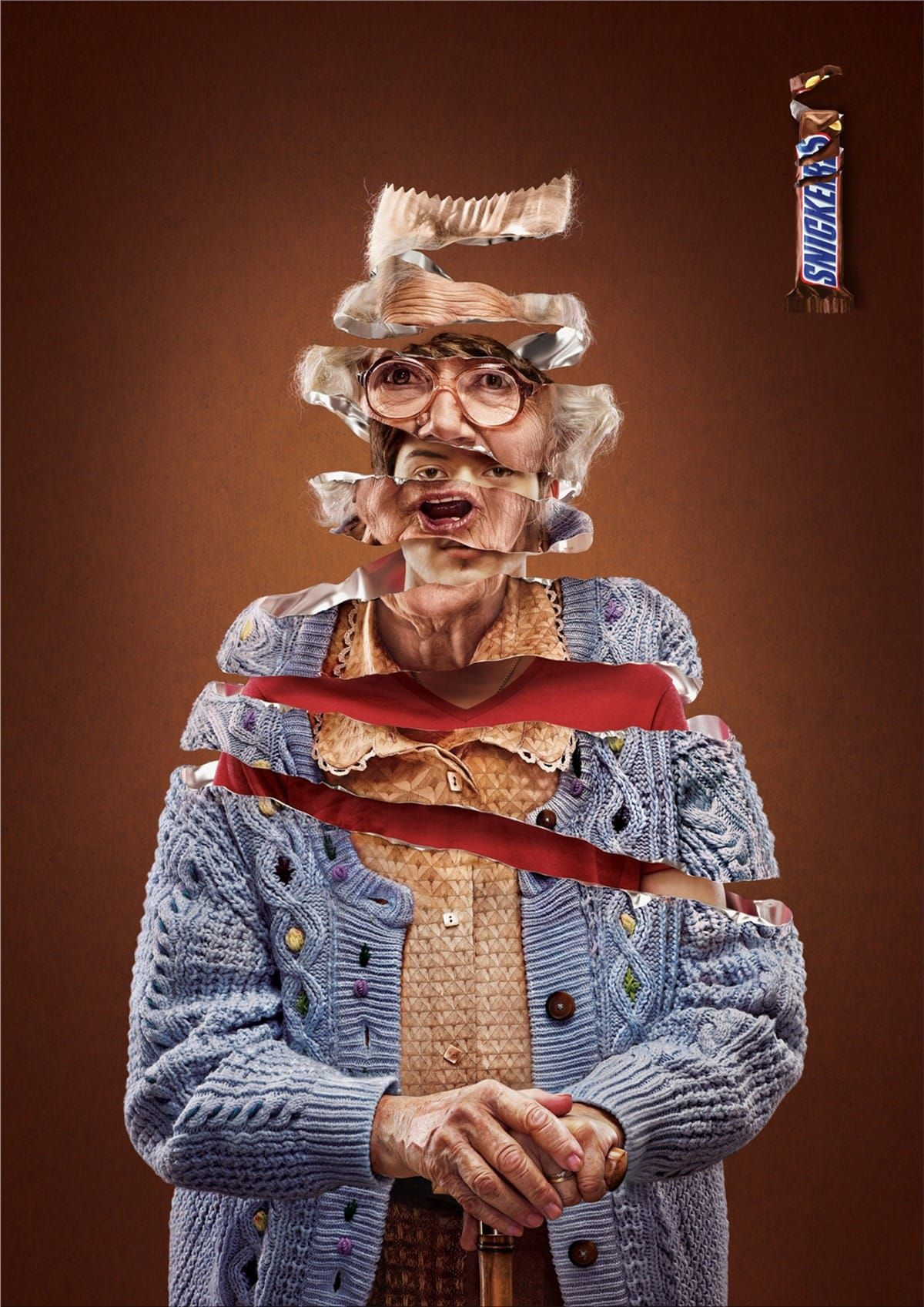 Snickers Mad Scientist Amp Grandmother Amp Apeman Snickers Ads