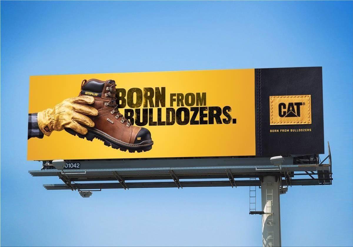 Cat Footwear Go Ahead Cat Footwear Ads