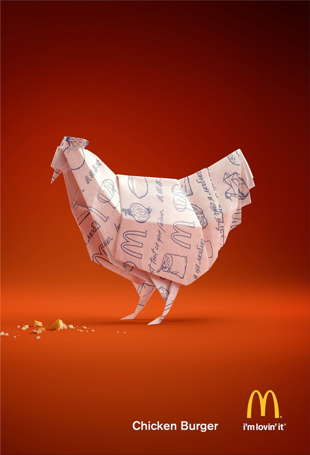 Best Fast Food Print Ads