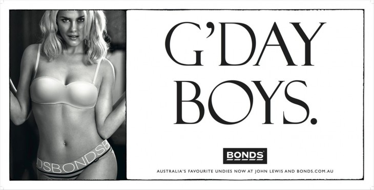 Bonds outdoor ads