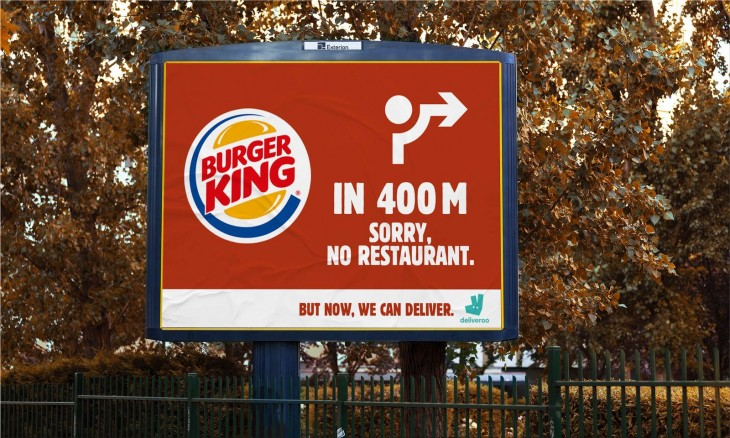 "Burger King ""BURGER KING REPORTS ITS ABSENCE"""