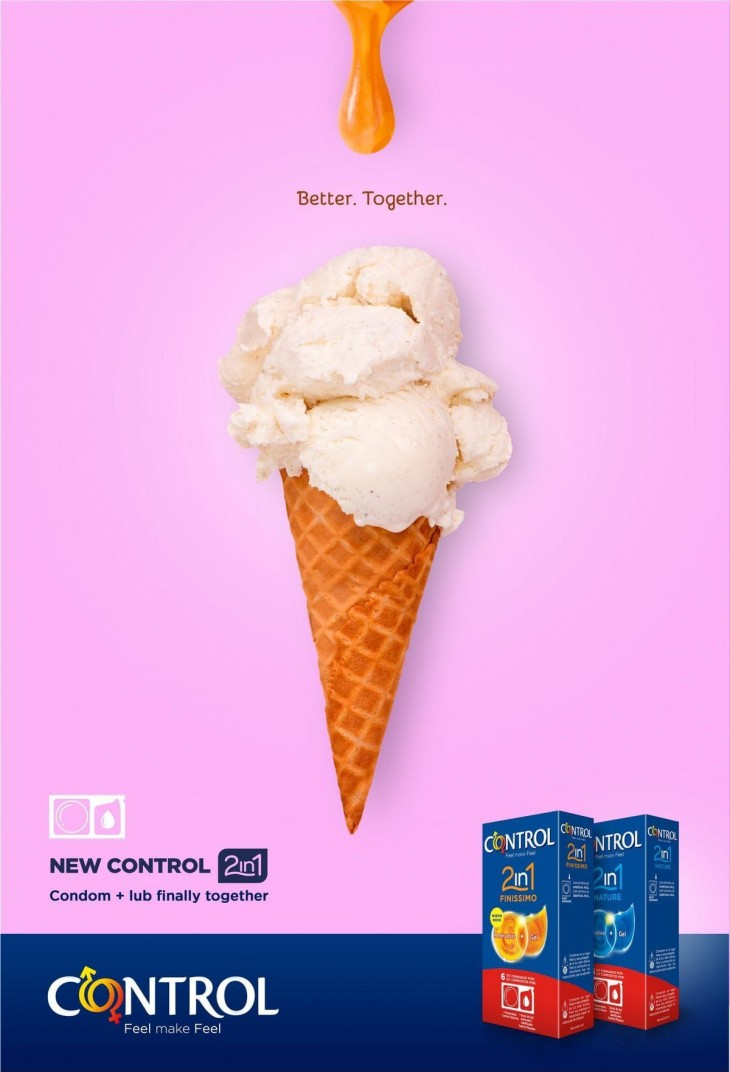 "Control: ""Better. Together."" by September"
