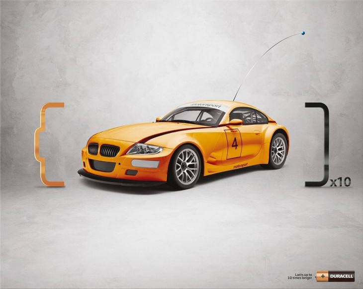 Duracell ads
