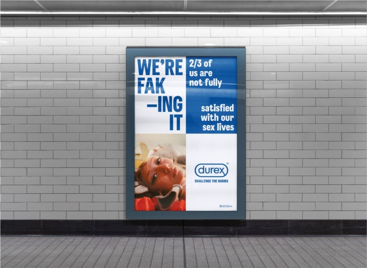 Durex outdoor ads
