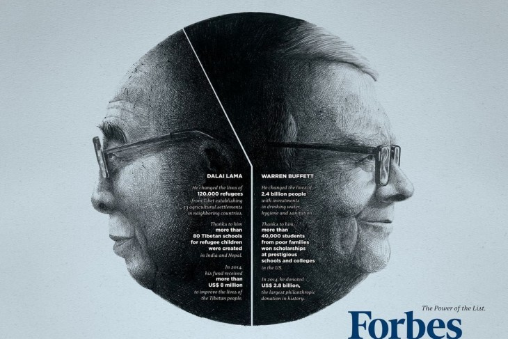 Forbes: Money is good