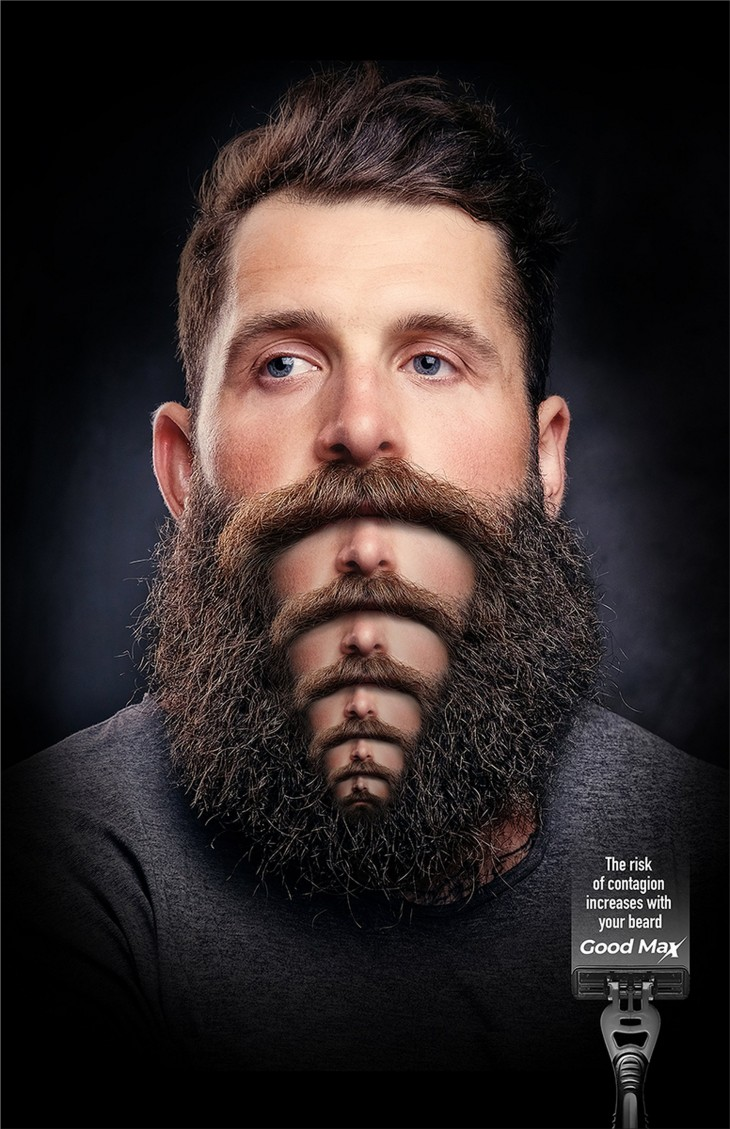 """Good Max """"Bearded"""" by Wings The Agency"""