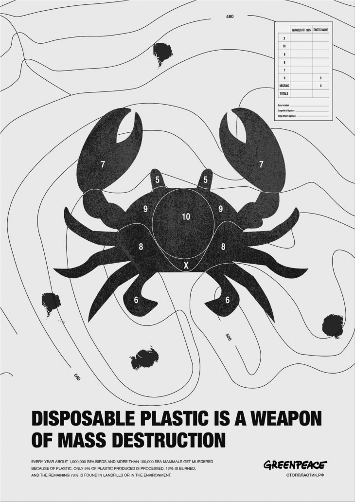 "Greenpeace ""A Regular Weapon"""
