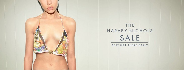 Harvey Nichols sale: Best get there early