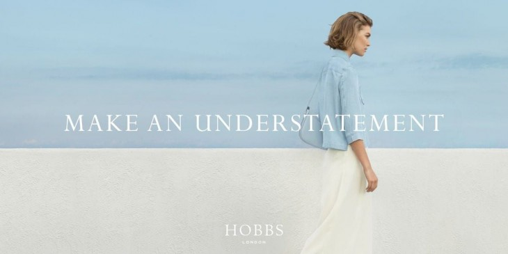 Hobbs London: Make an understatement