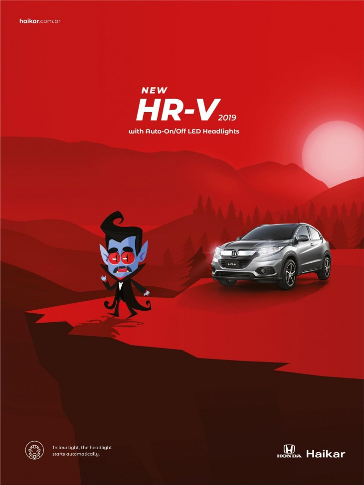 "Honda: ""New HR-V 2019"""