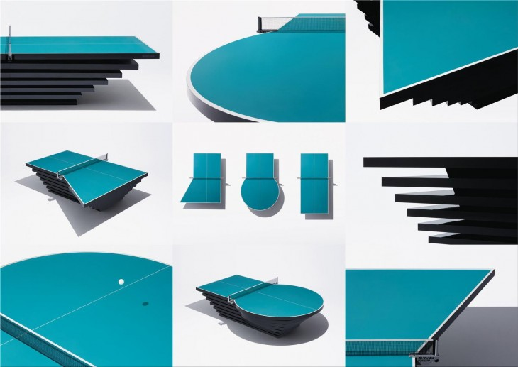 """Japan Para Table Tennis Association """"The Most Challenging Pingpong Table"""" by Tbwa\Hakuhodo"""