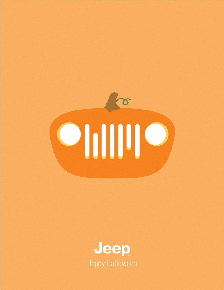 """Jeep """"Happy Halloween"""" by Publicis"""