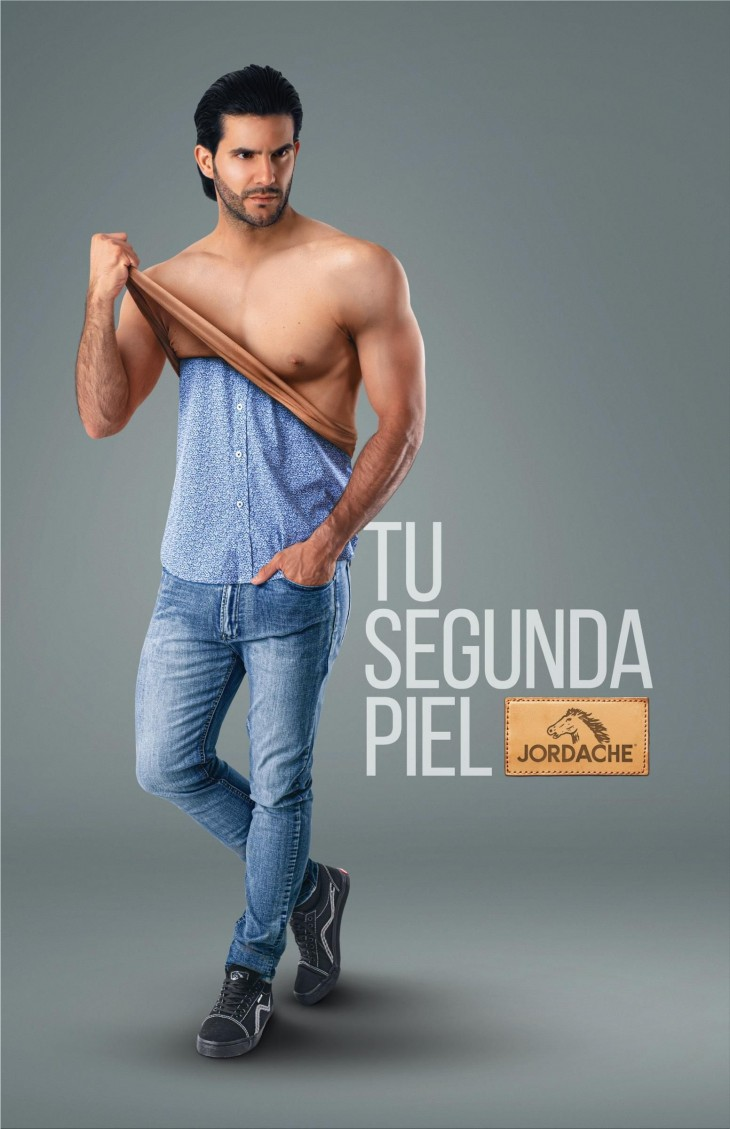 "Jordache Jeans ""Your Second Skin"" by VMLY&R"