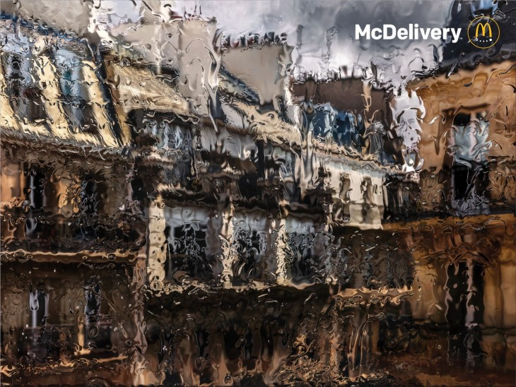 McDonald's: McDelivery by TBWA