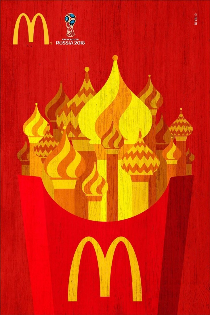 "McDonald's: ""FIFA World Cup"""