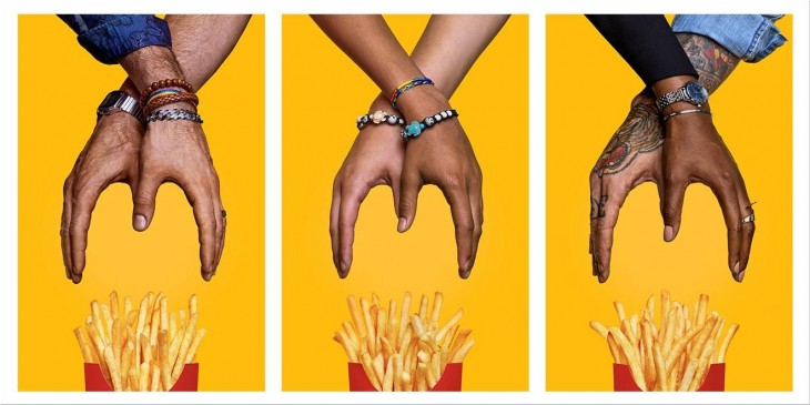 "McDonald's ""Share the Love"""