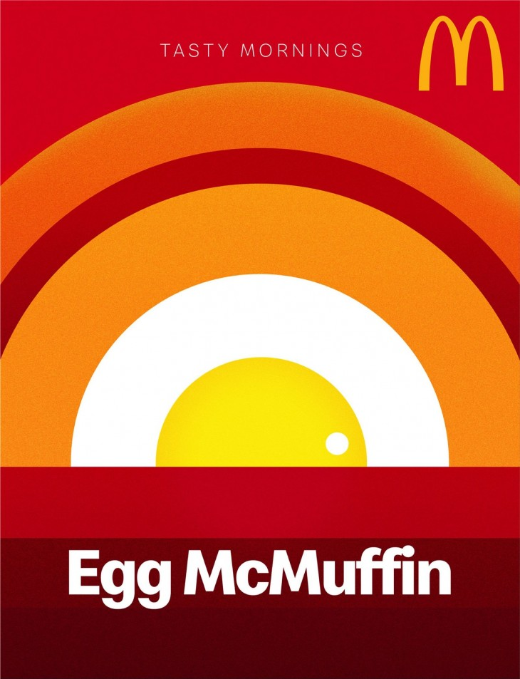 "McDonald's ""Tasty Mornings"" by McCann"
