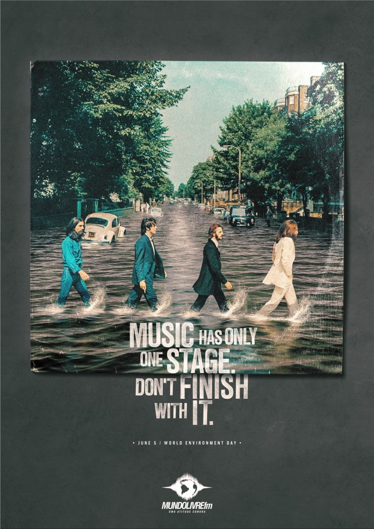 "Mundo Livre FM ""Music has only one stage. Don't finish with it."""