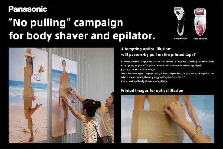 Panasonic Body shaver