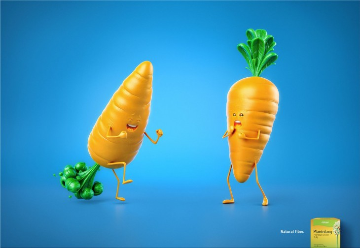 "Plantolaxy ""Natural fiber."" by McCann"
