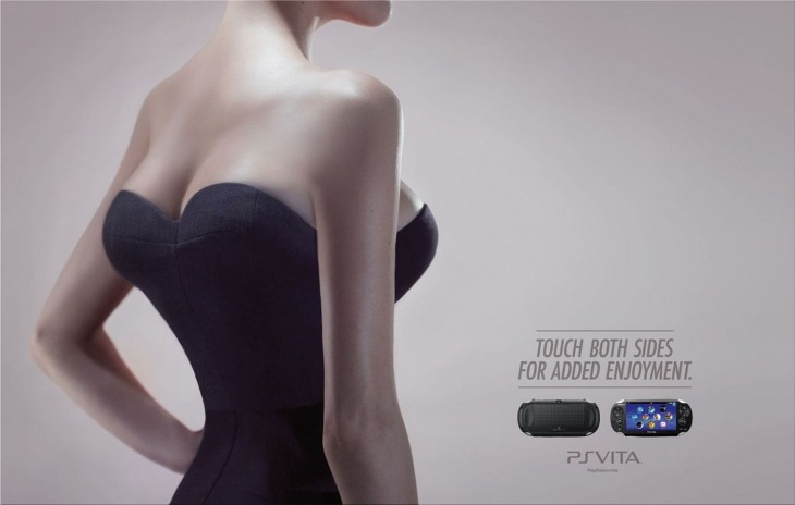 Playstation ads
