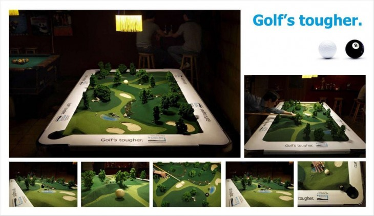 Sentosa Singapore, Barclays Singapore Open ads