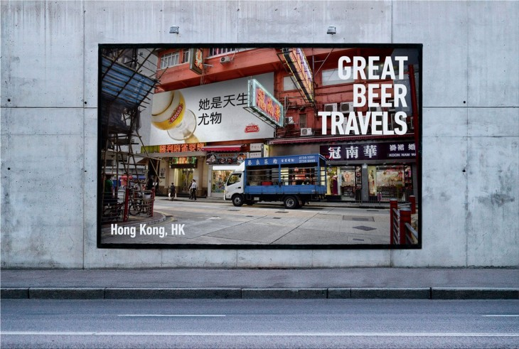 "Stella Artois ""Great Beer Travels"" by TBWA"