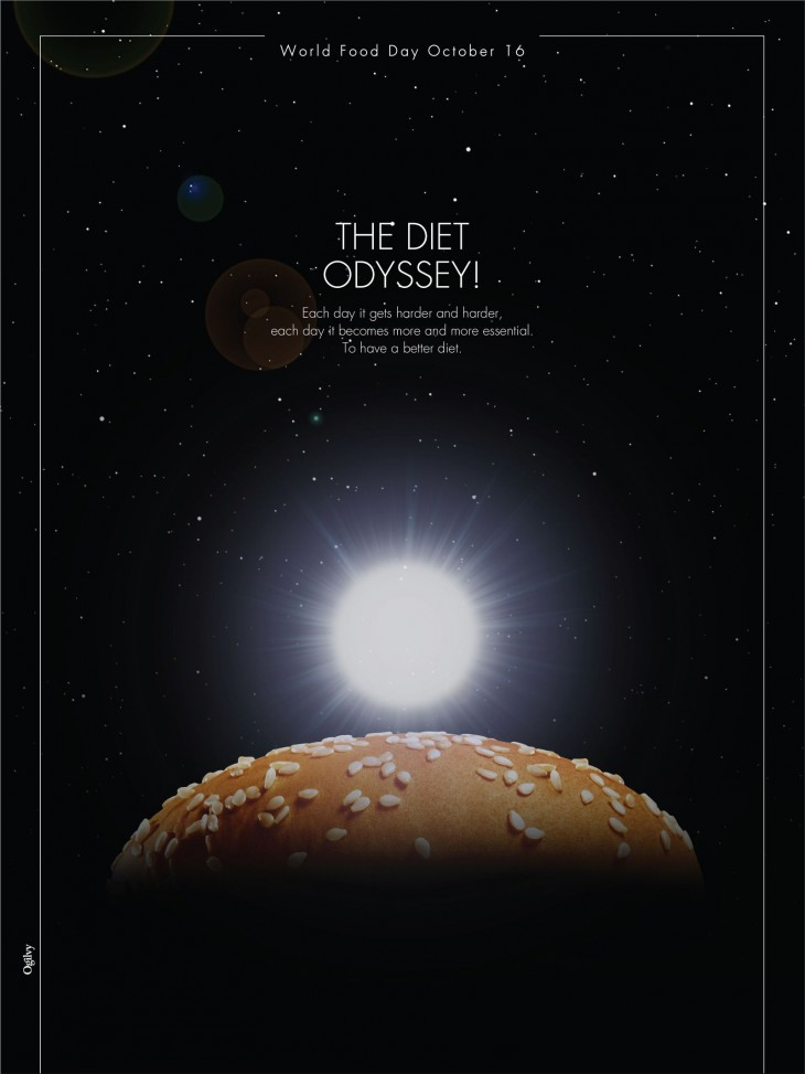 World Food Day: The Diet Odyssey