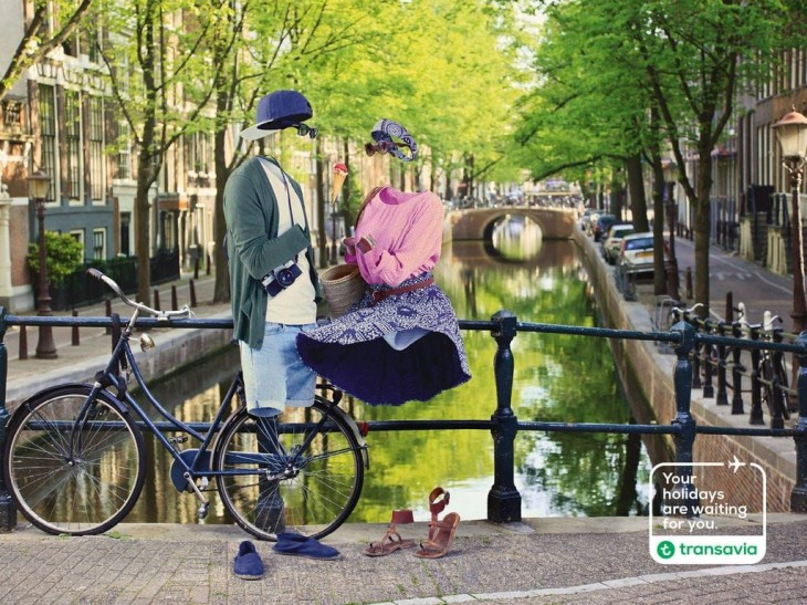 Transavia Airlines: Your holidays are waiting for you