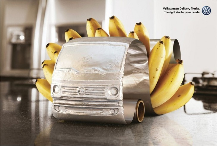 Volkswagen Delivery Trucks