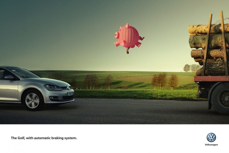 Volkswagen: The Golf