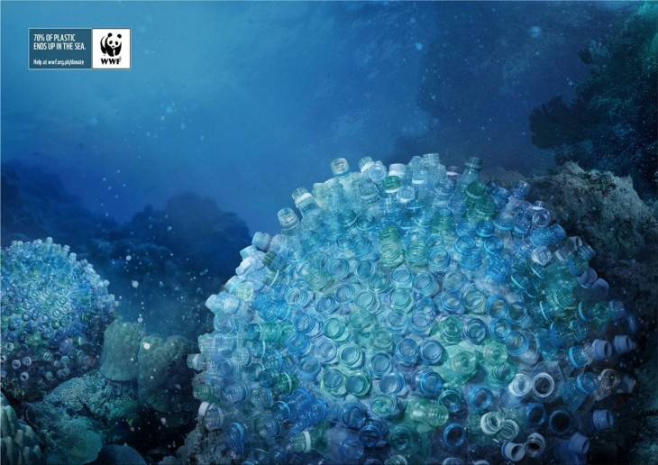 WWF Marine Protection Campaign ads