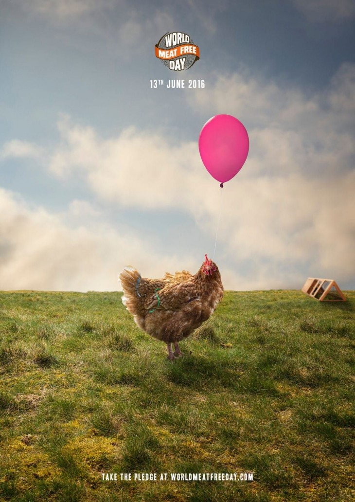 World Meat Free Day: Take the plage