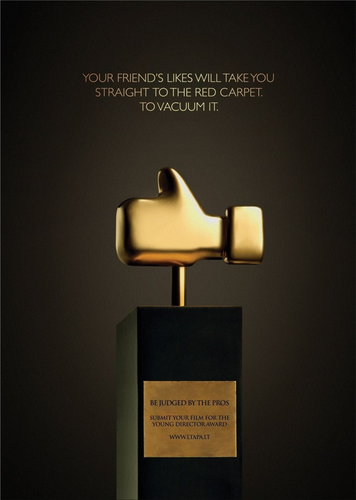 Young Director Award ads