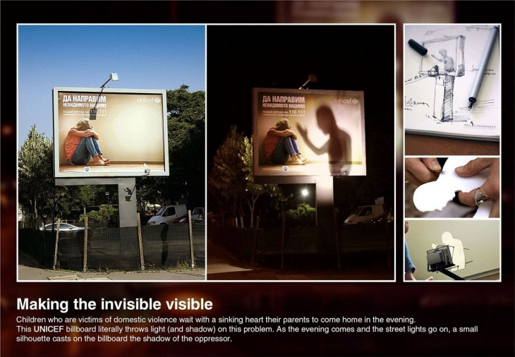 UNICEF: Making the invisible visible