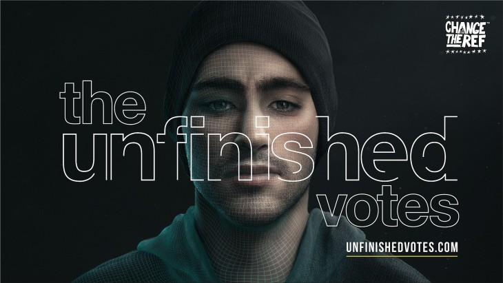 """Change the Ref  """"The Unfinished Vote"""""""