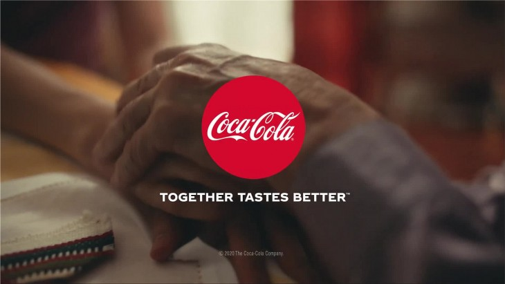 """Coca-Cola advertising campaign """"The Great Meal"""""""