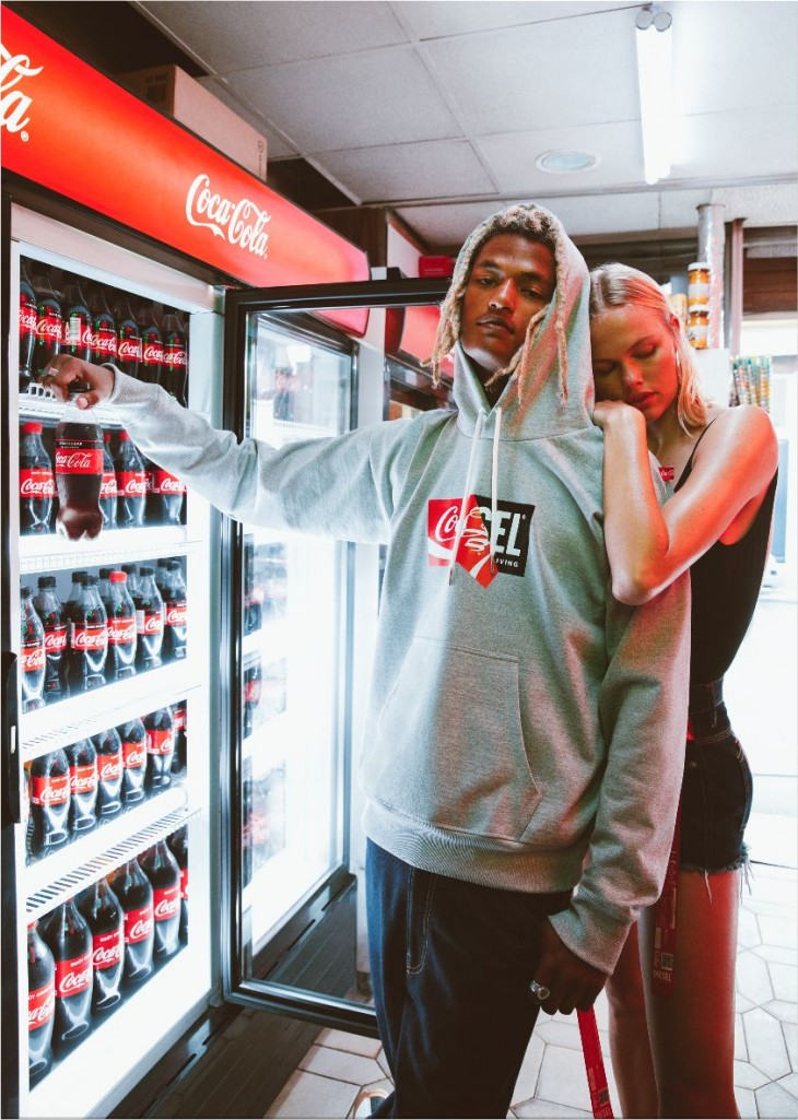 Diesel x Coca-Cola - THE (RE)COLLECTION