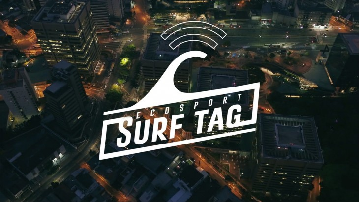"Ford ""EcoSport Surf Tag"""