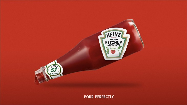 "Heinz ""Heinz Pour Perfect Bottle"""