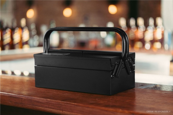 """Johnnie Walker """"Toolbox"""" for Father's Day"""