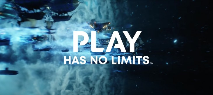 "PlayStation ""The Edge - Play Has No Limits """