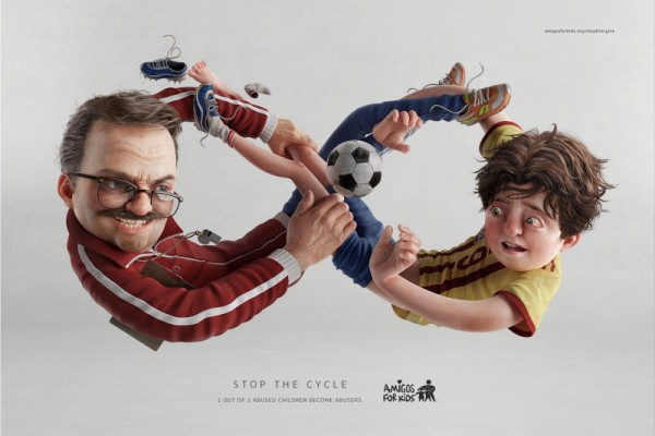 "Amigos for Kids ""Stop the Cycle"""