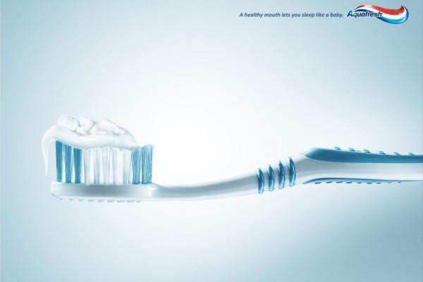 Aquafresh ads