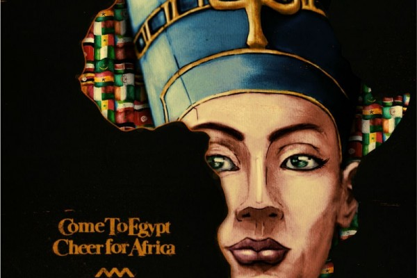 "B2B ""Come To Egypt, Cheer for Africa"" by Social Nuts"