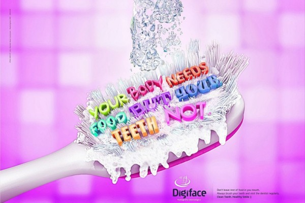 Digiface ads
