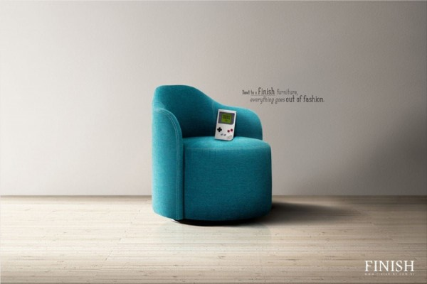 Finish Furnitures ads