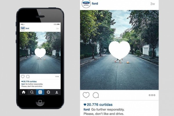Ford: Don't like and drive